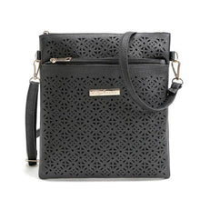 Load image into Gallery viewer, Blossomita Handbag With Cutout Flower Design