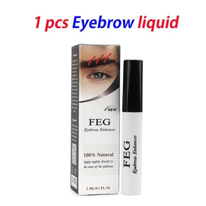 Eyelash Eyebrow Growth Serum Longer Thick