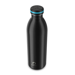 Insulated Bottle Black Bevu ® Simple 750ml / 25oz