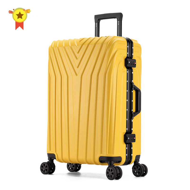 "PC Rolling Suitcase with Cup holder,Travel Luggage Bag ,Universal wheel trip Trolley Case,20""22""24""26""28"" inch High quality Box"