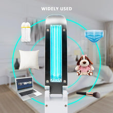 Load image into Gallery viewer, Portable Personal Care Disinfection UV Sterilizer Handheld Folding UVC