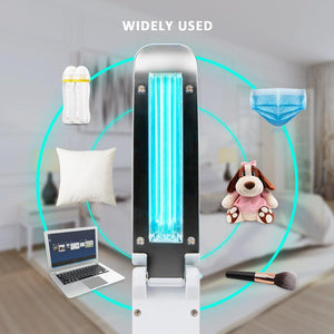Portable Personal Care Disinfection UV Sterilizer Handheld Folding UVC