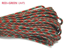 Load image into Gallery viewer, 550 Paracord Parachute Cord Lanyard Mil Spec Type III 7 Strand Core 100 FT