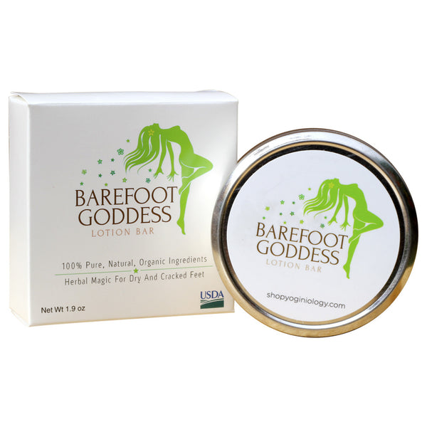 Barefoot Goddess Lotion Bar