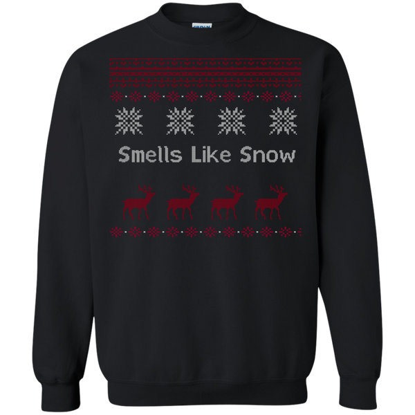 "Gilmore Girls ""Smells Like Snow"" Christmas Sweater"