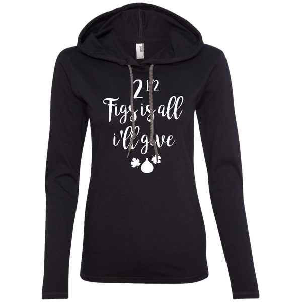 Gilmore Girls I'll Give You Figs Hoodie