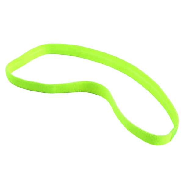 Thin Anti-Slip Elastic Yoga Headband
