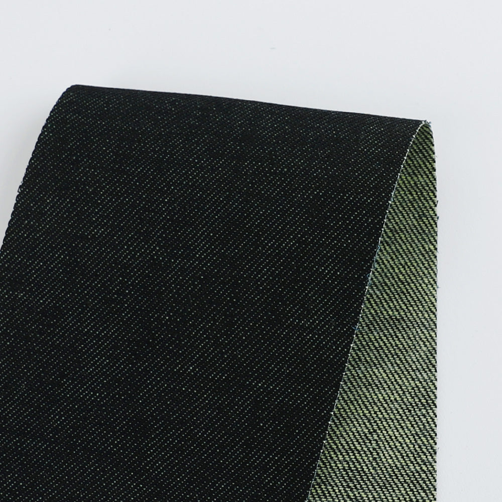 12oz Vintage Weft Denim - buy online at The Fabric Store Online