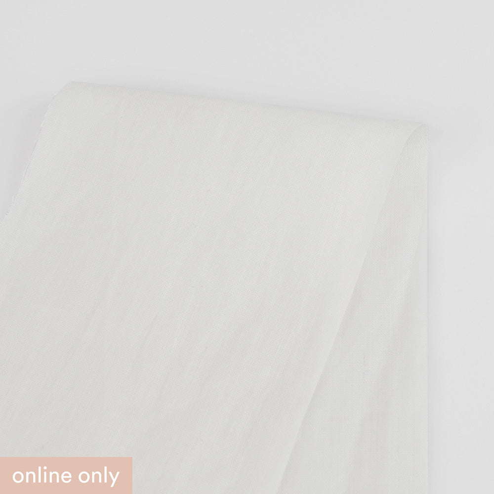Ramie Voile - Off White