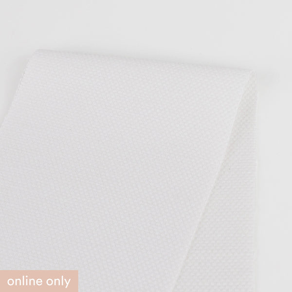 Heavyweight Linen / Cotton Canvas - White