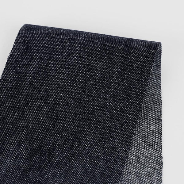 6oz Denim - Dark Indigo - buy online at The Fabric Store