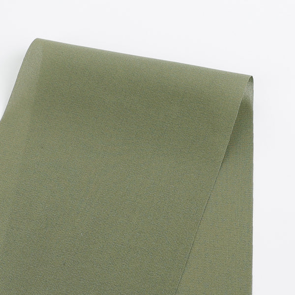 Stretch Silk - Khaki