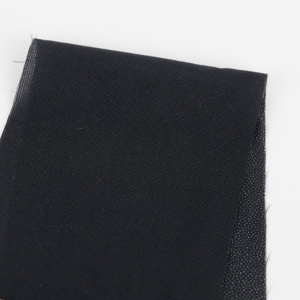 Related product : Fusible Interfacing - 50gsm / Black