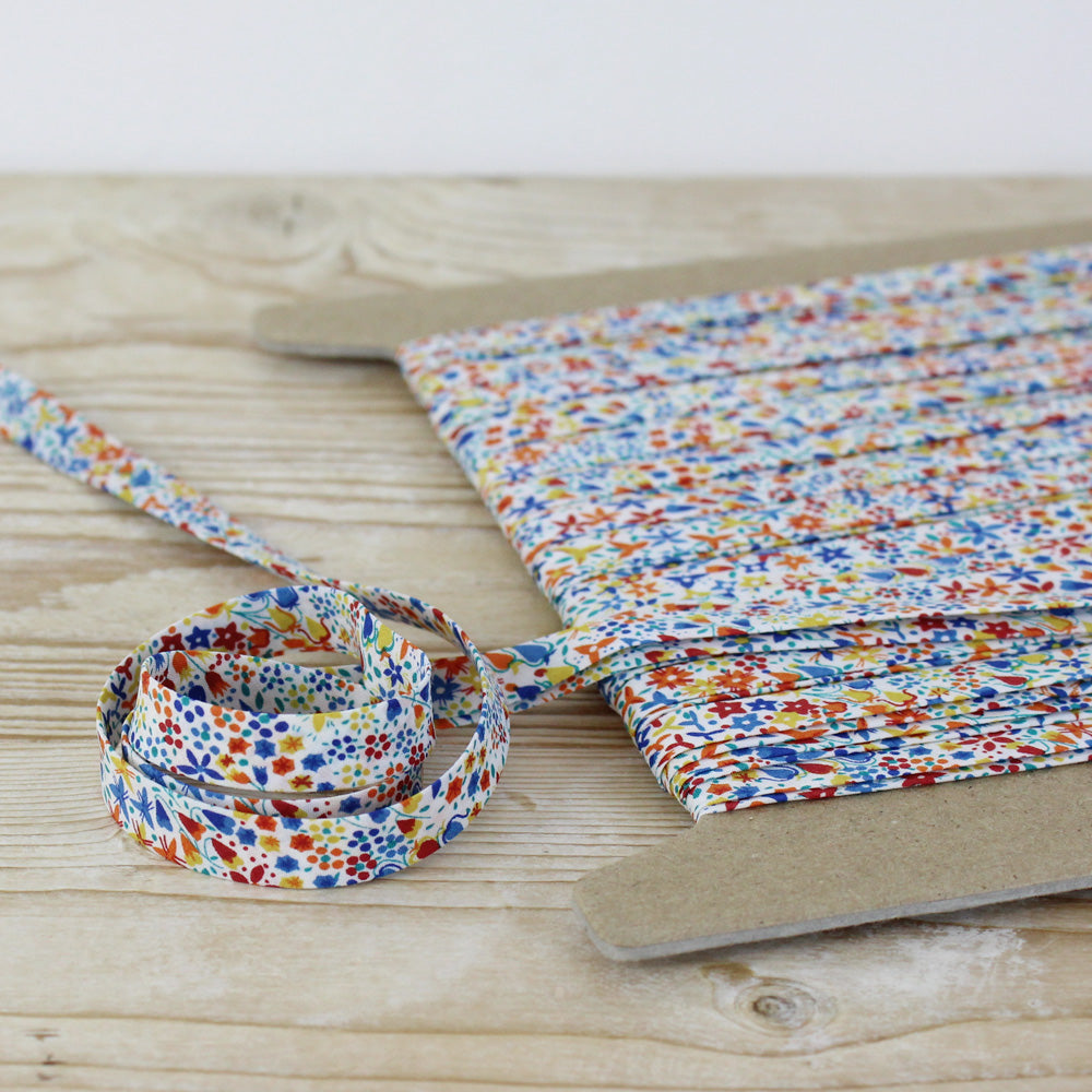 Liberty Bias Binding - Eve / A - buy online at The Fabric Store