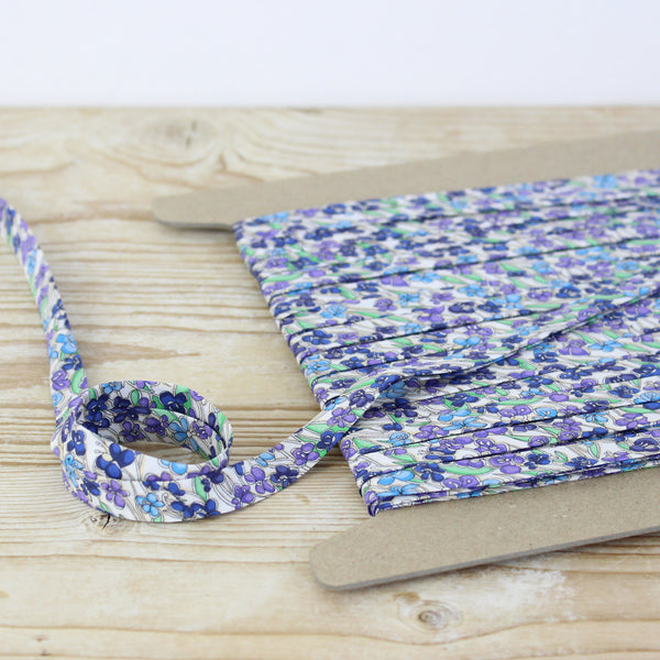 Related product : Liberty Bias Binding - Jenny and Steve / X