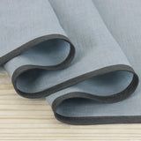 Linen Bias Binding - Gravel - buy online at The Fabric Store