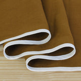 Linen Bias Binding - White - buy online at The Fabric Store
