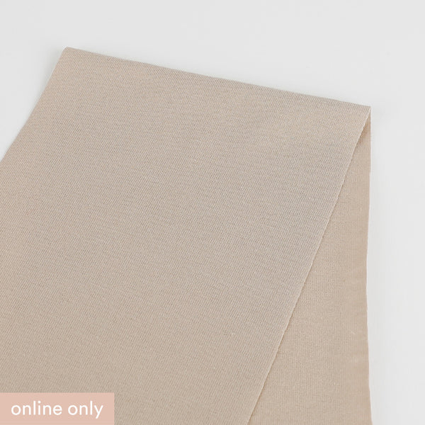 Cotton Jersey - Taupe