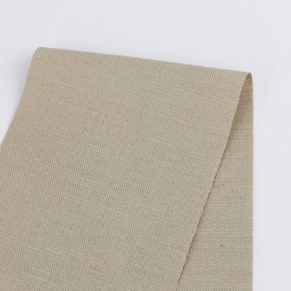 Cotton / Linen Twill - Ecru