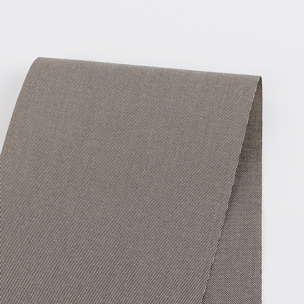 Fine Stretch Yarn Dyed Twill - Pewter buy online at The Fabric Store