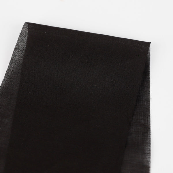 Cotton Voile - Black