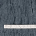 Crinkle Linen - Denim Blue