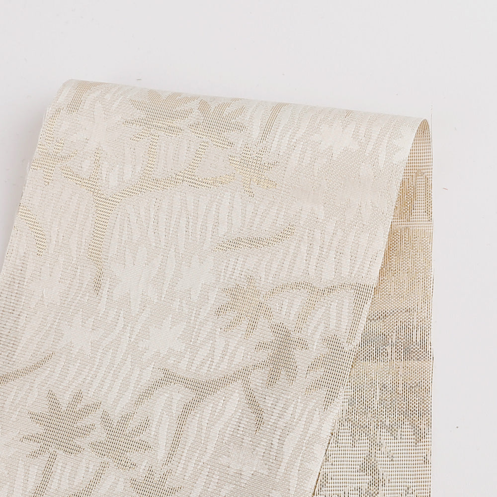 Diamond Palm Jacquard - Gold - buy online at The Fabric Store