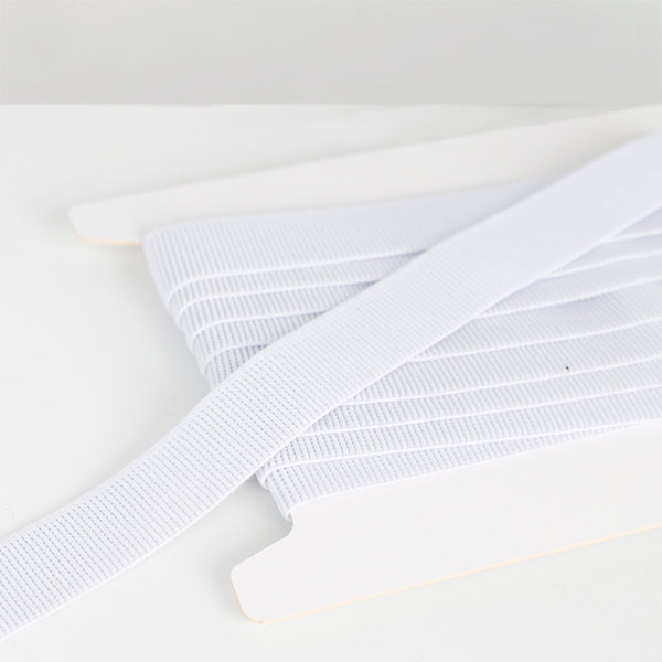 Anti-Roll Elastic 25mm - White