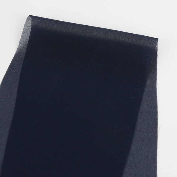 Related product : Silk Georgette - Navy