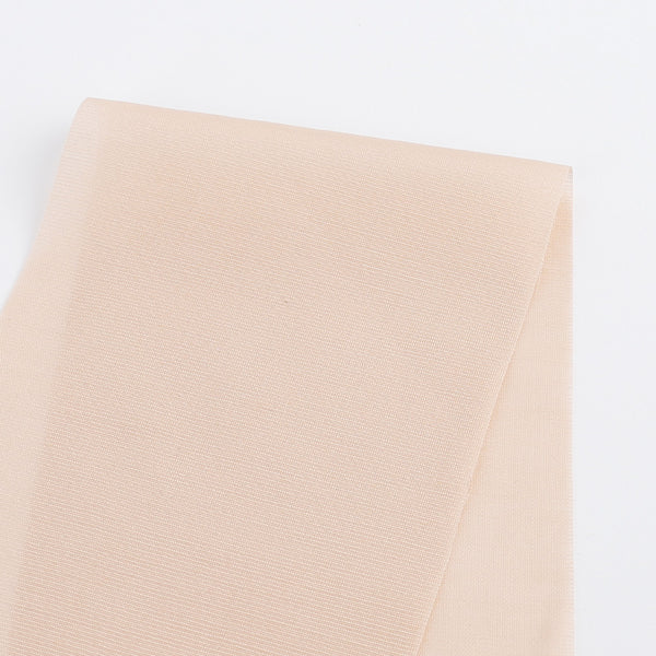 Sheer Cotton / Silk - Apricot