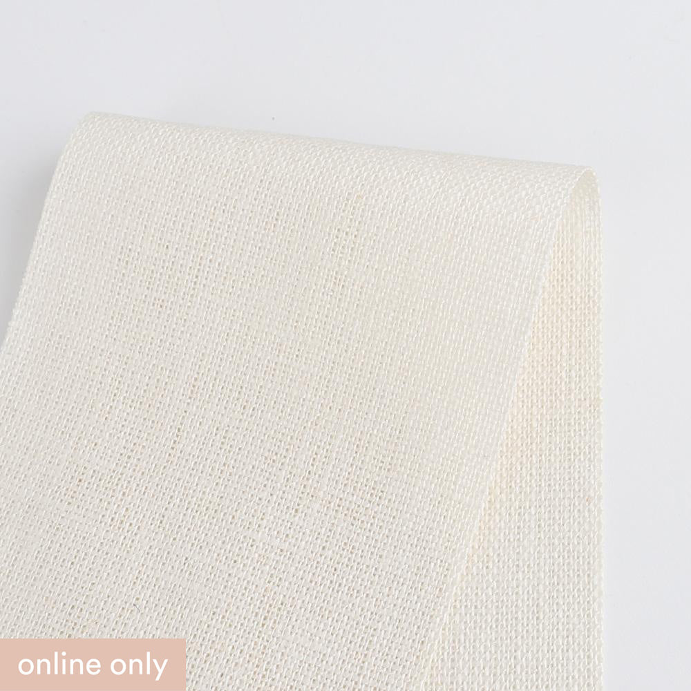 Heavyweight Linen Gauze - Cream