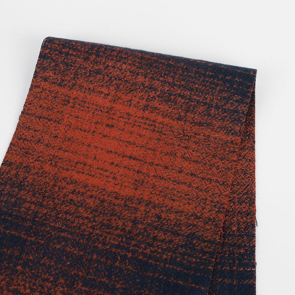 Related product : Hazy Brushed Cotton Plaid - Russet / Navy
