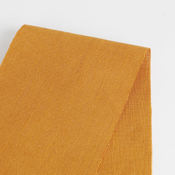 Heavyweight Linen - Mustard