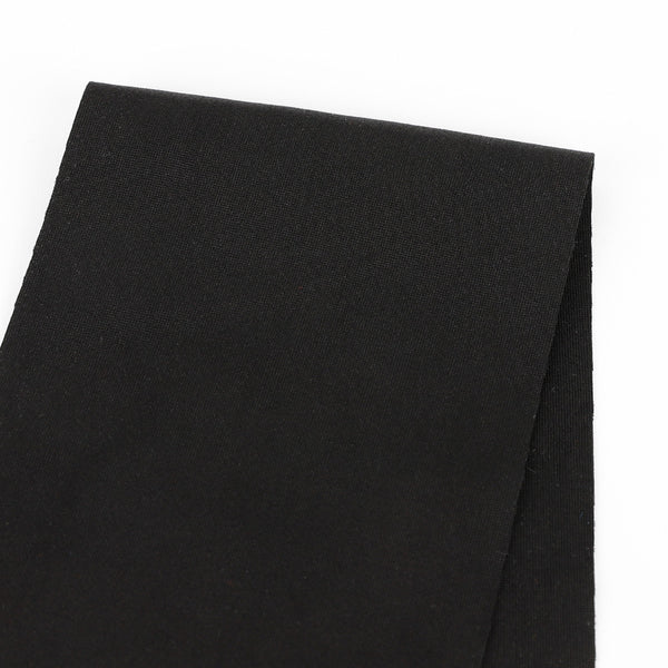 Heavyweight Japanese Ponte - Black