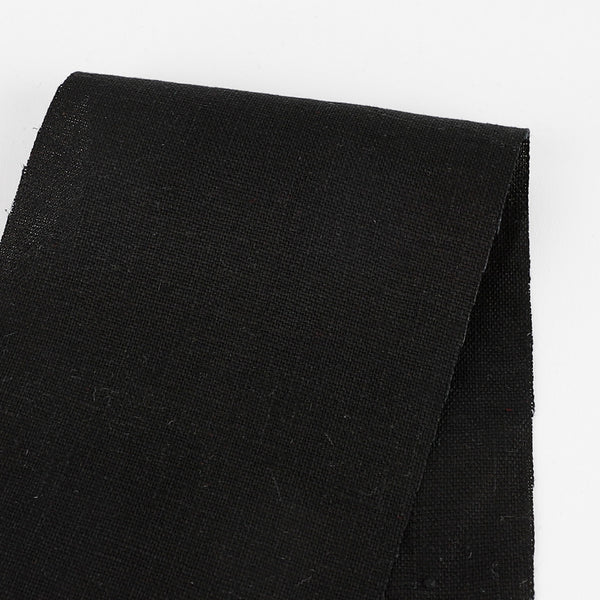 Heavyweight Linen - Black