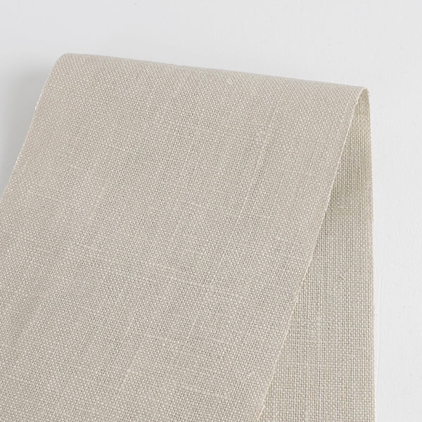 Heavyweight Linen - Bone