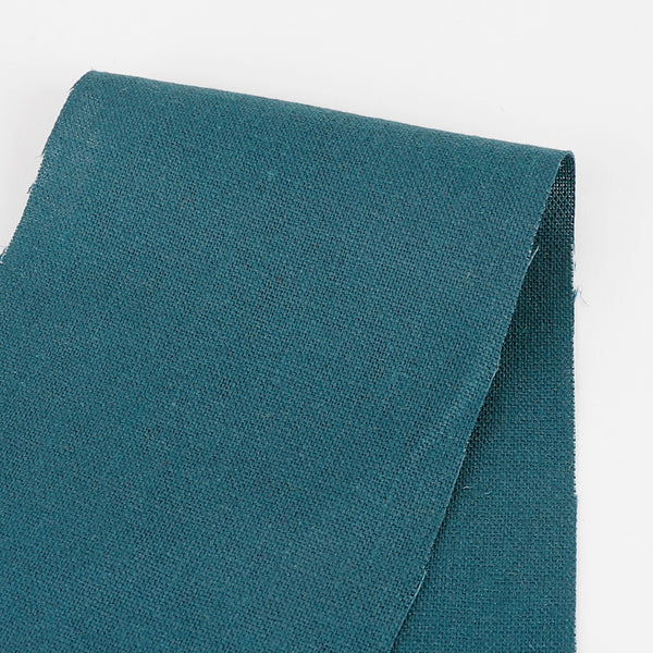 Heavyweight Linen - Deep Teal