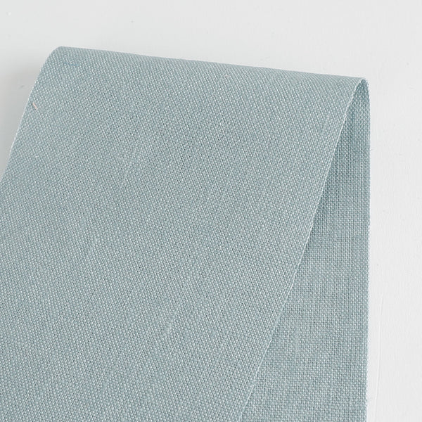 Heavyweight Linen - Duck Egg