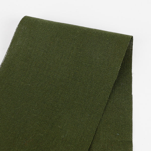 Related product : Heavyweight Linen - Military Green