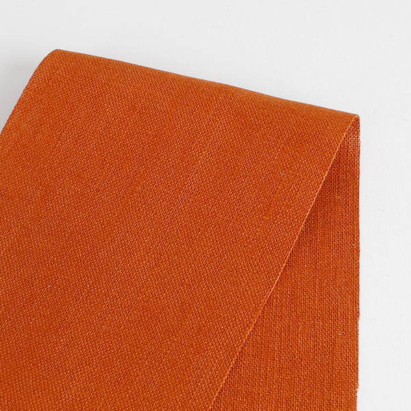 Heavyweight Linen - Paprika