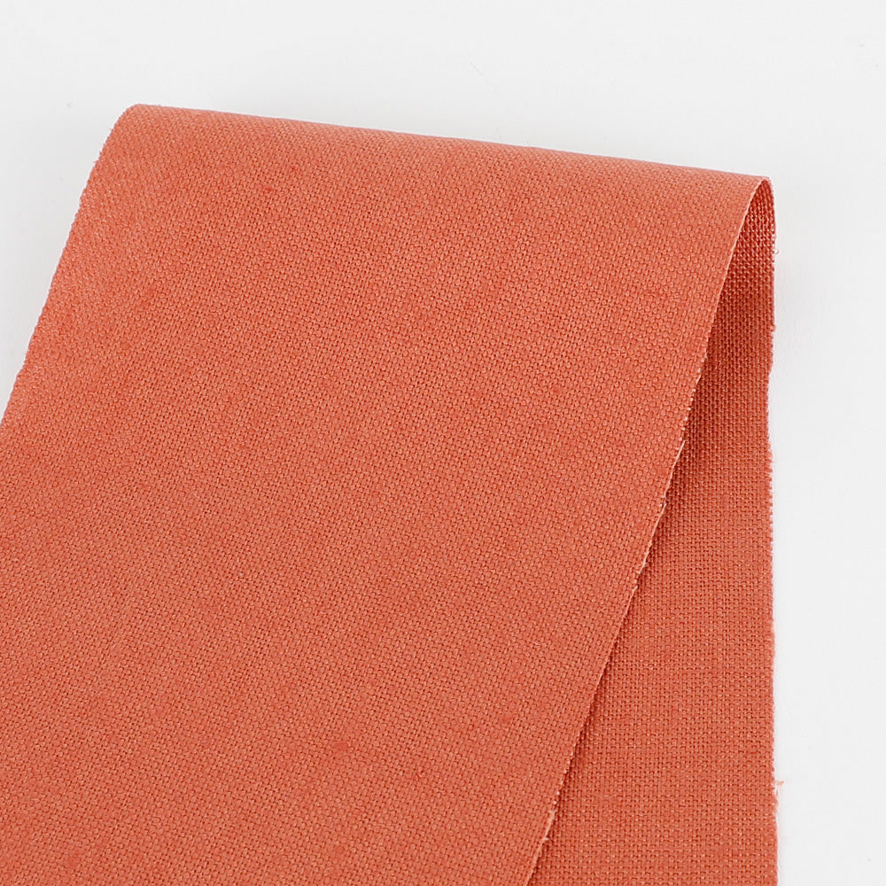Heavyweight Linen - Red Clay