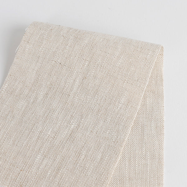 Heavyweight Linen - Natural