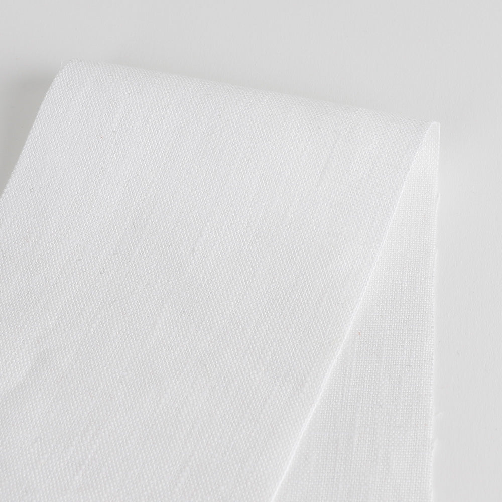Heavyweight Linen - White