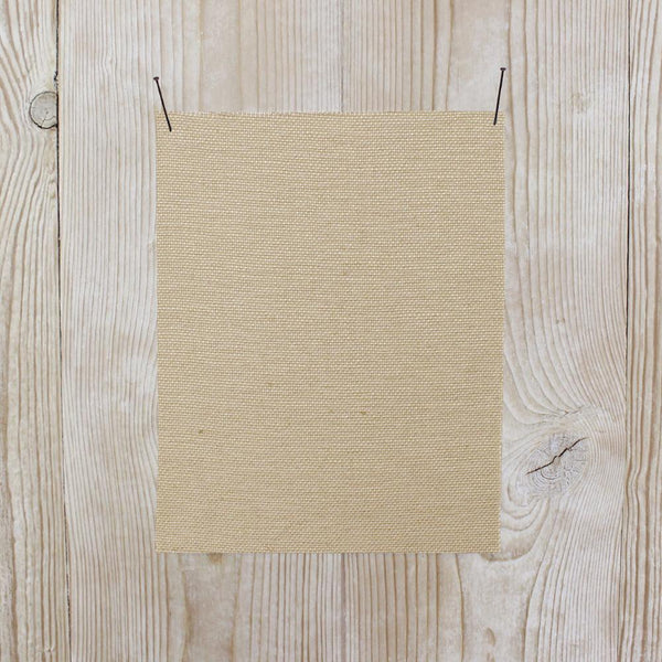 Heavyweight Basketweave Linen - Burlap
