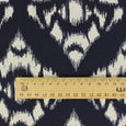 Ikat Print Stretch Cotton - buy online at The Fabric Store