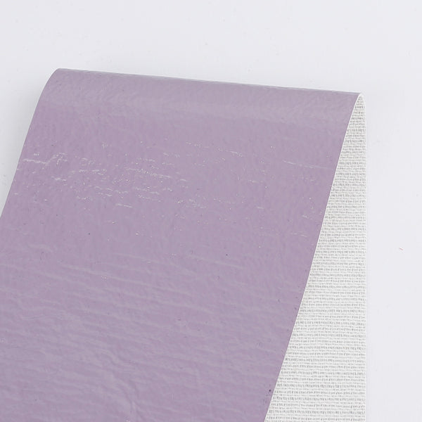 Italian Cotton Backed PVC - Dusky Lilac