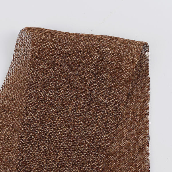 Related product : Italian Linen Blend Gauze - Chestnut