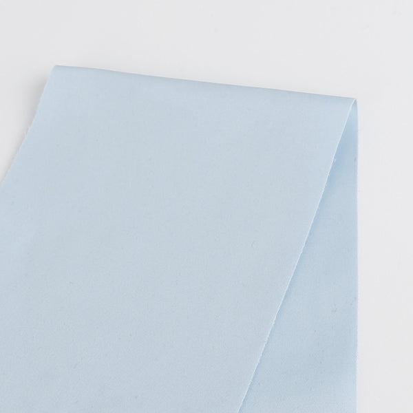 Italian Memory Polyester - Ice Blue - Buy online at The Fabric Store