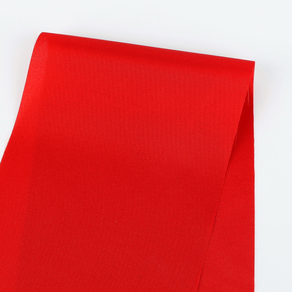 Italian Stretch Lining - Red