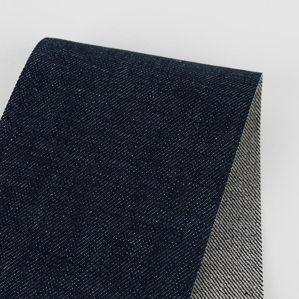 14oz Japanese Selvedge Denim - Dark Indigo